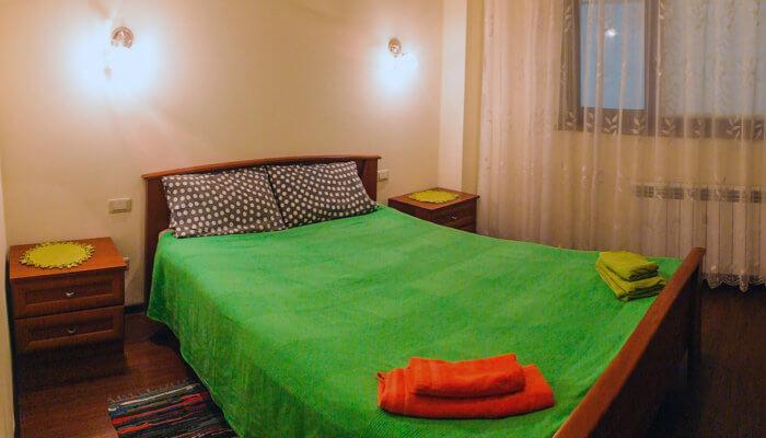 Апартаменты на турчинского 50 в Красной полня - Место в четерехместном общем номере